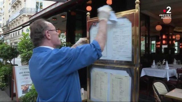 Bars et restaurants : ouverture sans restriction en Île-de-France