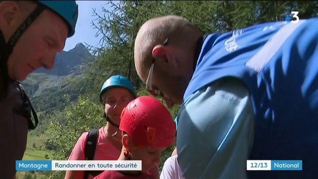 Savoie : journée de prévention pour les randonneurs