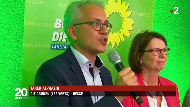 Allemagne : le parti écologiste de plus en plus populaire