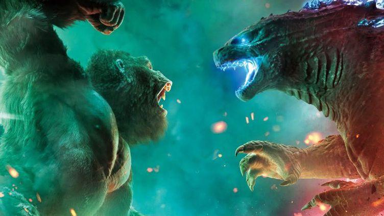"""Godzilla VS Kong"" deAdam Wingard (2021). (WARNER BROS. FRANCE)"