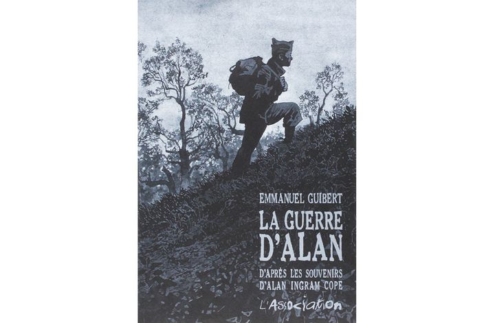 """La guerre d'Alan"", Emmanuel Guibert (L'Association, 2012)"