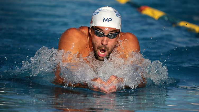 Michael Phelps. (CHRIS CODUTO / GETTY IMAGES NORTH AMERICA)