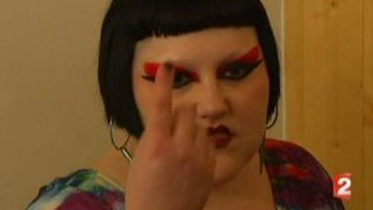 Beth Ditto de Gossip, la nouvelle icône rock  (Culturebox)