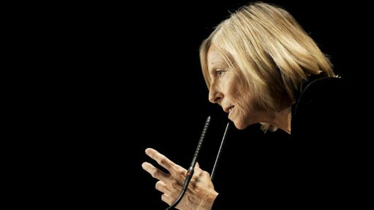 La vice-présidente du Modem Marielle de Sarnez (JEFF PACHOUD / AFP)