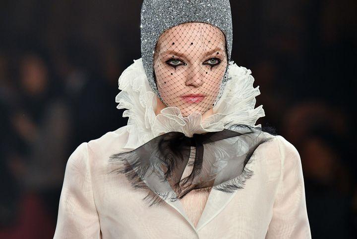 Dior haute couture printemps-été 2019 à Paris janvier 2019.  (Getty Images)