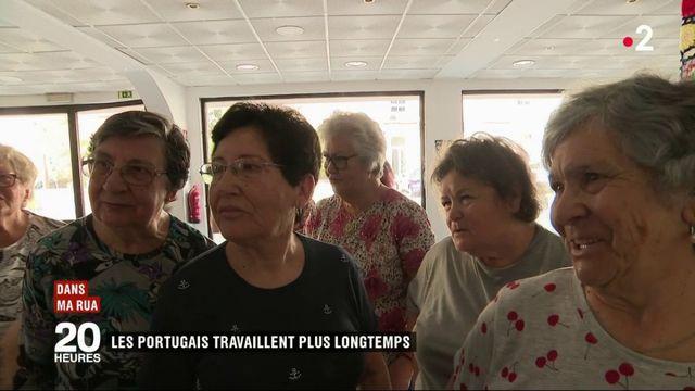 Portugal : un départ à la retraite fixé à 66 ans