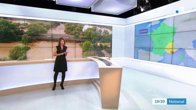 Inondations : le Var demeure en vigilance orange