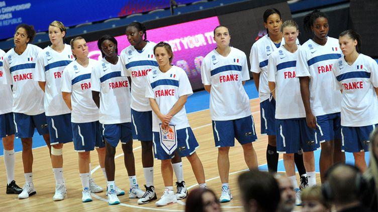 Les Françaises ont dominé l'Australie en match de préparation