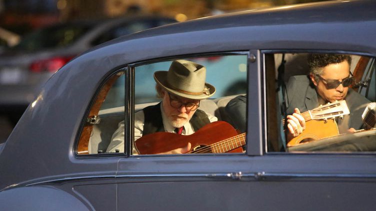 """""""Promised Land"""" d'Eugene Jarecki  (The Jokers / Les Bookmakers)"""