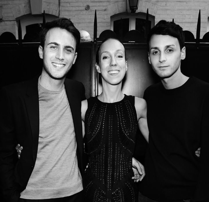 Grand magasin : les lauréats de l'Andam 2014, Iris van Herpen et Coperni Femme  (François Goize)
