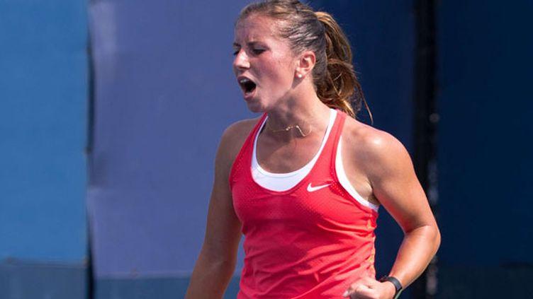 La joueuse allemande Annika Beck