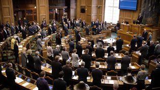 Le parlement danois. (Nils Meilvang)
