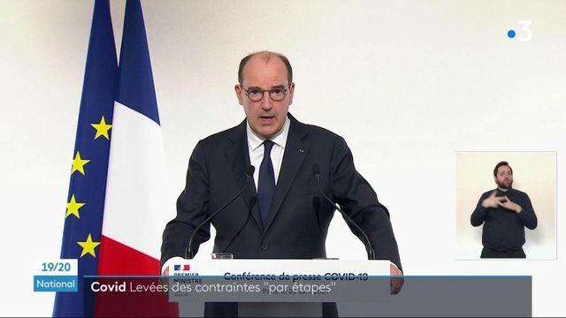 Crise sanitaire : Jean Castex confirme un déconfinement progressif à partir du 3 mai