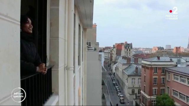 Coronavirus : des concerts aux balcons pour réconforter les Français