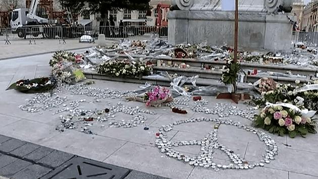 Hommage à Marie Mosser  (France 3)