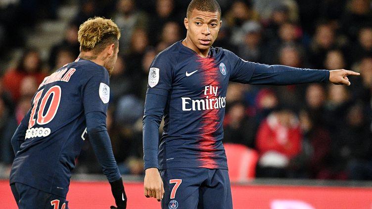 Le PSG joue son destin à Naples (FRANCK FIFE / AFP)