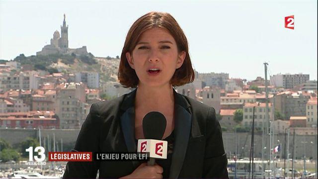 Législatives : la France insoumise veut devenir la seule force d'opposition