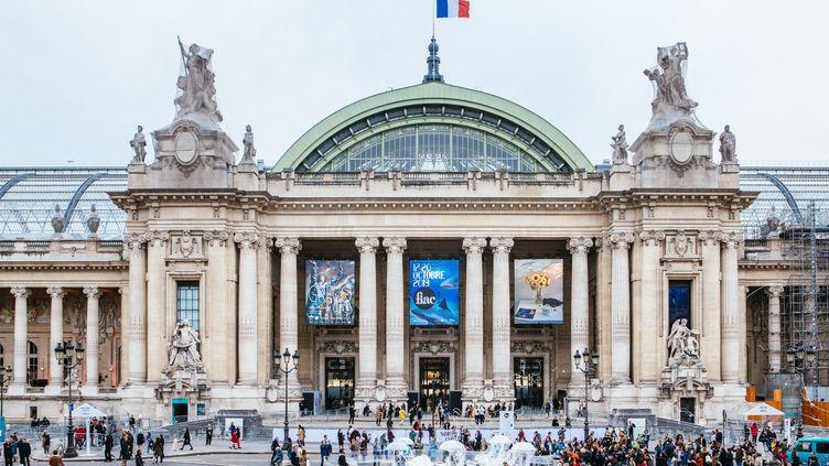La FIAC 2019 au Grand Palais à Paris. (MATHIEU MENARD / HANS LUCAS)