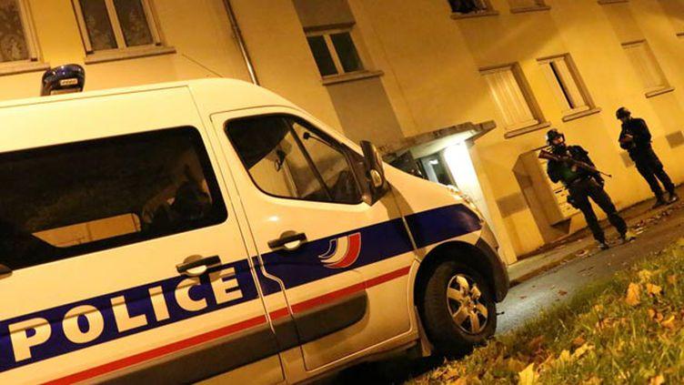 (Une opération de police très importante menée à Béziers - photo d'illustration © maxPPP)
