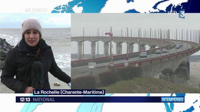 Tempête Ana : des rafales de vent jusqu'à 160km/h sur l'île de Ré