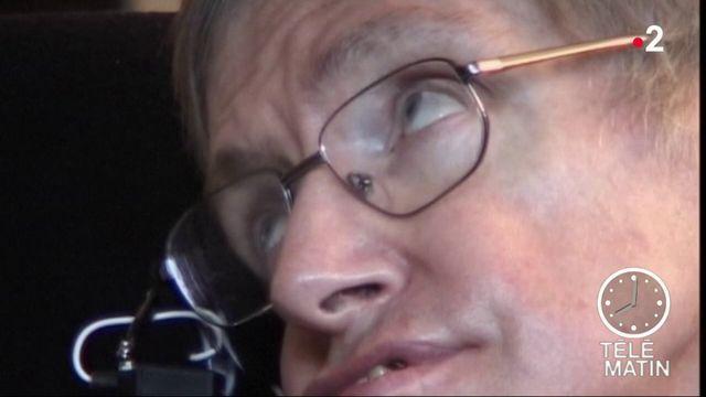Le célèbre scientifique Stephen Hawking est mort