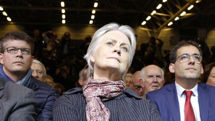 Penelope Fillon, le 25 novembre 2016 à la porte de Versailles, à Paris. (CITIZENSIDE/CAROLE PARIAT / CITIZENSIDE / AFP)