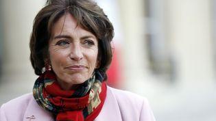La ministre de la Santé, Marisol Touraine, le 13 octobre 2014 à Paris. (THOMAS SAMSON / AFP)