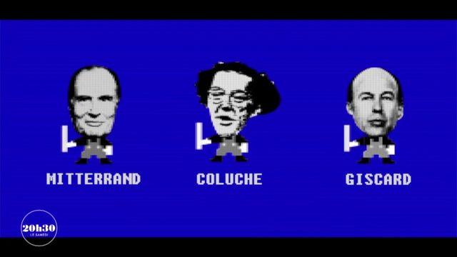 """VIDEO. """"J'arrête. Je ne suis plus candidat"""" : Coluche explique dans une lettre pourquoi il renonce à la présidentielle en 1981"""