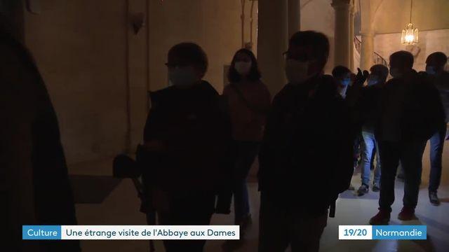 Balade théâtrale Abbaye aux Dames