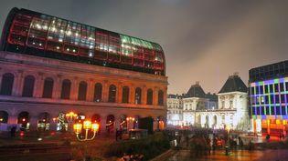 L'Opéra de Lyon.  (MONTICO Lionel / hemis.fr / Hemis)