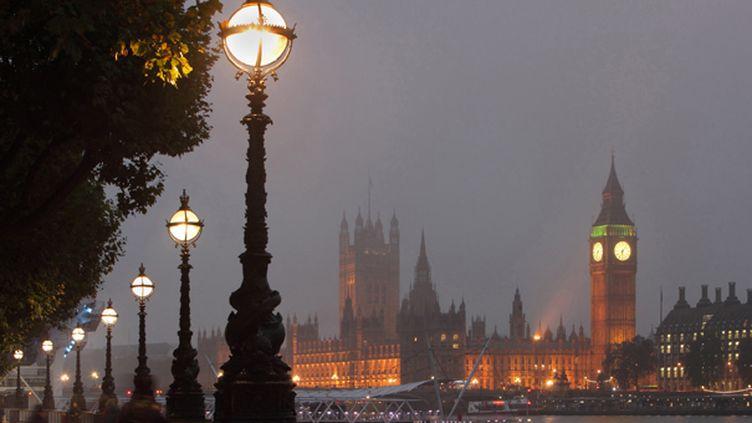 Big Ben un soir d'hiver  (MANUEL COHEN)