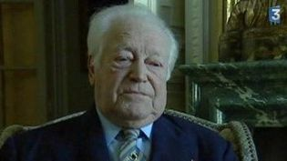 Maurice Druon, mort d'un Immortel  (Culturebox)