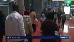 Procédure de réinstallation en Alsace pour 19 migrants (France 3)