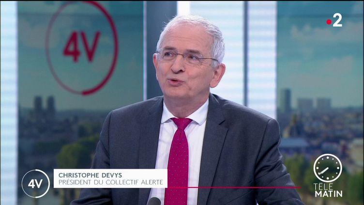 Christophe Devys (France 2)