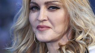 Madonna le 15 septembre 2016 à Londres. (BEN STANSALL / AFP)