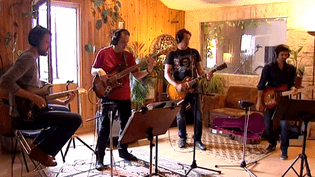 "Enregistrement studio de ""Limoges Opéra Rock""  (France3/Culturebox)"