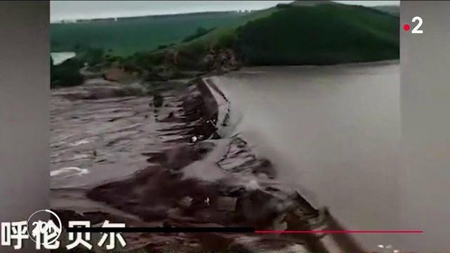 après les inondations, les évacuations continuent à Zhengzhou