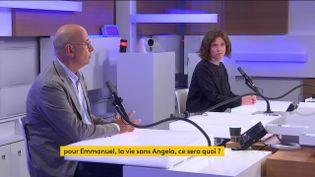 Les Informés du matin, lundi 27 septembre 2021. (FRANCEINFO / RADIO FRANCE)