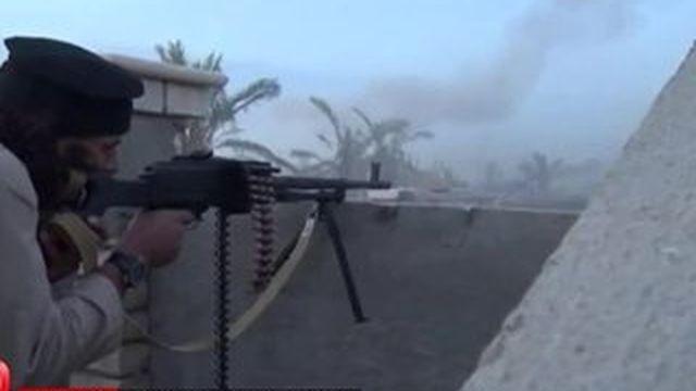 Le groupe Etat islamique conquiert une ville stratégique en Irak