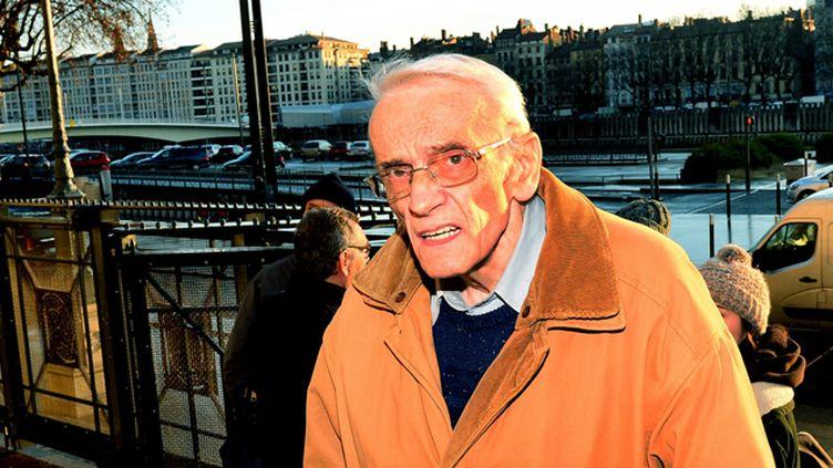(Le père Riffard consterné par la décision de la cour d'appel de Lyon © MAXPPP)