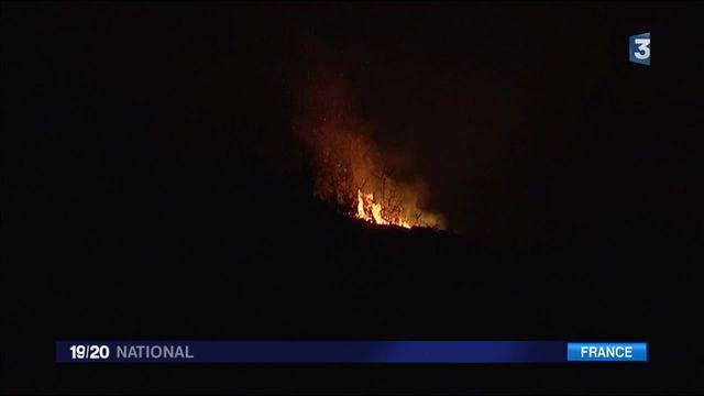 Haute-Corse : nouvel incendie dans le département à la mi-journée