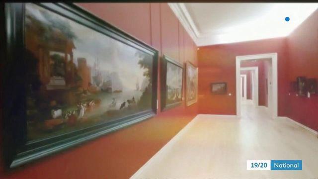 Culture : le vol d'œuvres d'art, un sujet tabou dans les musées