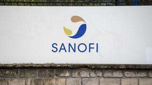 Le site de Sanofi situé à Antony dans les Hauts-de-Seine, le 19 juin 2020. (MAGALI COHEN / HANS LUCAS / AFP)