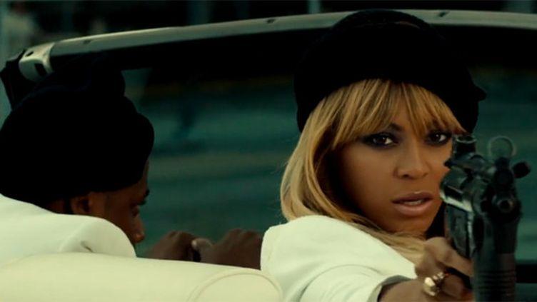 """Jay-Z et Beyoncé dans le trailer de leur tournée """"Run"""".  (Saisie écran)"""