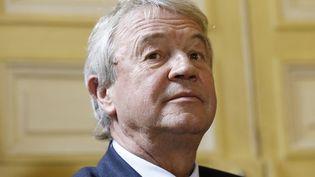 Antoine Gallimard à Paris le 9 octobre 2014  (Thomas Samson / AFP)