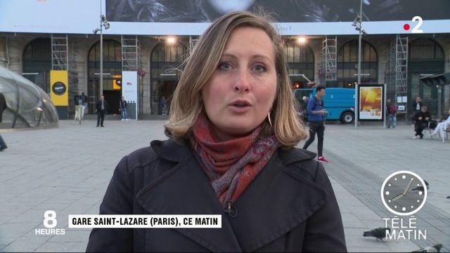 Grève SNCF : une participation en baisse, mais un trafic toujours perturbé