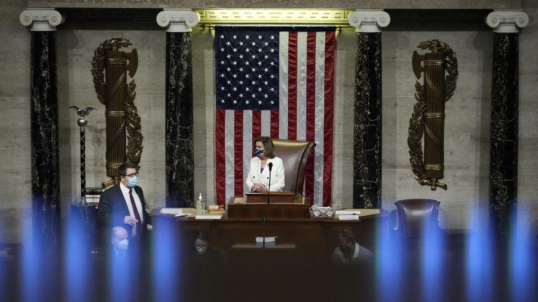 Etats-Unis : Joe Biden a fait adopter au Congrès son plan colossal de relance économique de 1 900 milliards de - franceinfo