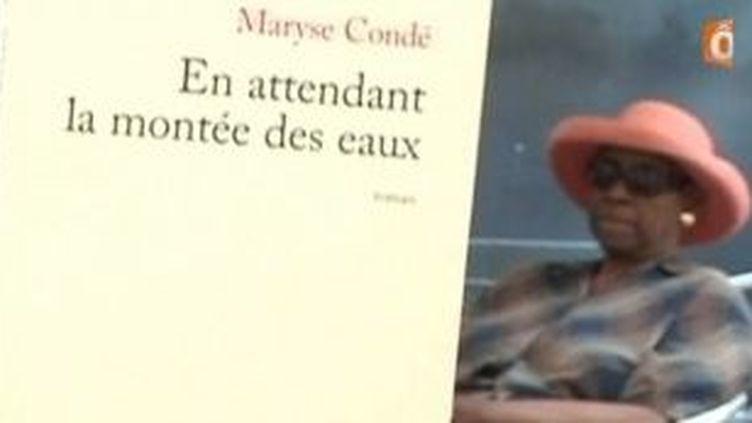 Festival d'Avignon: Maryse Condé, romancière, rêve de théâtre  (Culturebox)