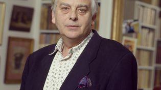 Portrait de l'écrivain et journaliste Martin Monestier, mars 1998 (LOUIS MONIER / GAMMA-RAPHO)