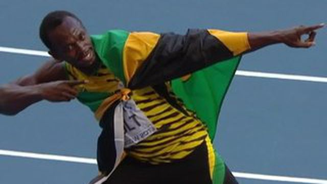 Mondiaux d'athlétisme : Usain Bolt est très attendu